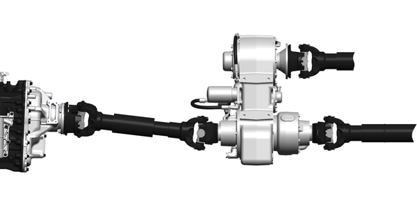 Mack Trucks introduced a new split-shaft functionality for its Mack mDrive HD automated manual...