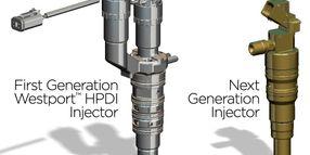 Westport Introduces Next-Gen NatGas Fuel Injectors
