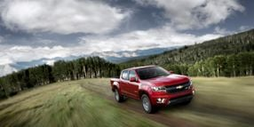 GM Claims Highest Power Ratings for Midsize Colorado/Canyon