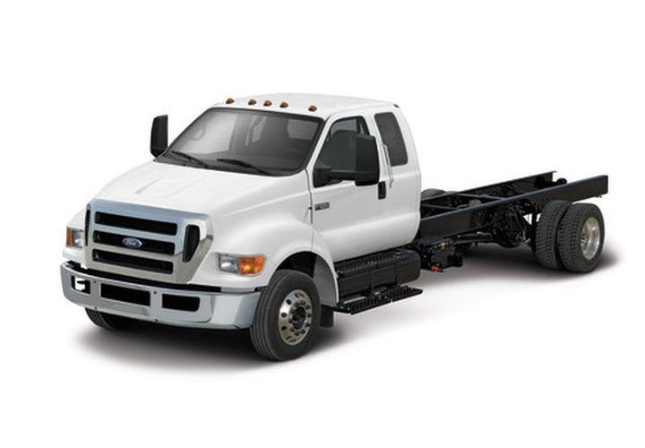 Ford Recalls 26,400 F-650/F-750 Trucks