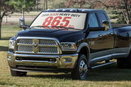 Ram Makes New 'Best-in-Class' Claims for HD Pickups