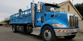PG&E Unveils Plug-In Electric Truck