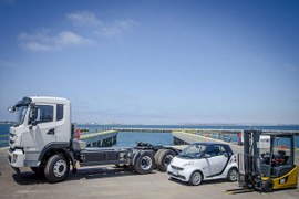 San Diego Port to Receive $5.9M in Electric Trucks