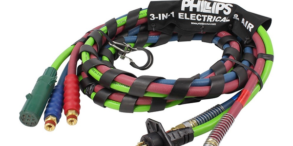 The Phillips Industries3-in-1 Electrical and Air Assemblies were one of the components that...