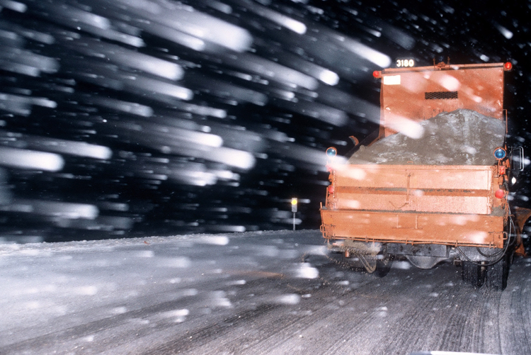States Use Technology and Smart Solutions to Battle Winter Weather
