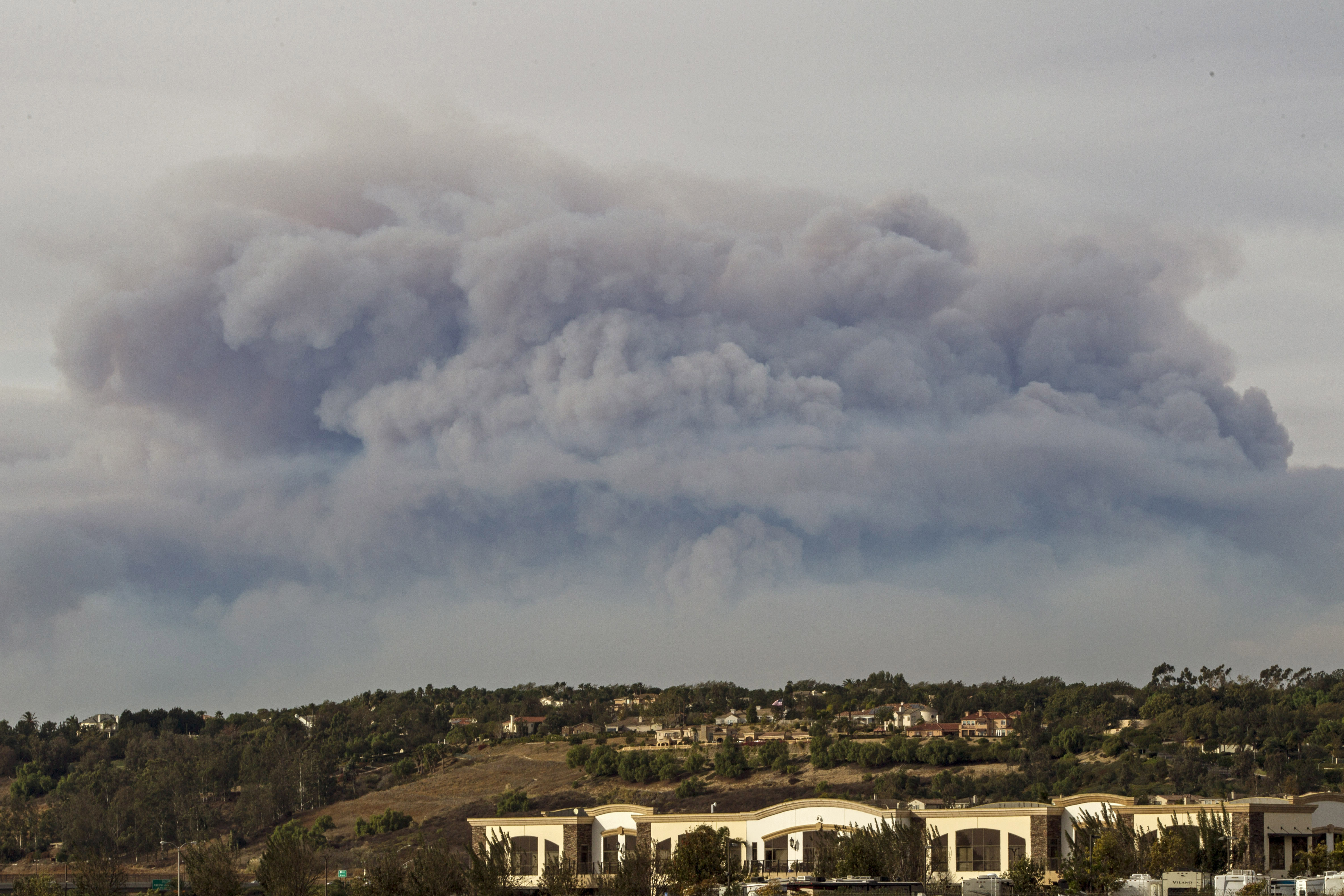 Calif. Utility Equipment Investigated for Connection to Fires