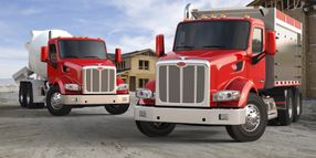 Peterbilt Debuts New Vocational Truck, Interiors, Sleepers, More
