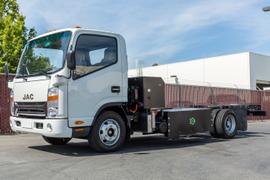 EDI Offers CNG-PHEV Class 4 Truck