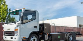 EDI Offers CNG-PHEV Class 4 Truck