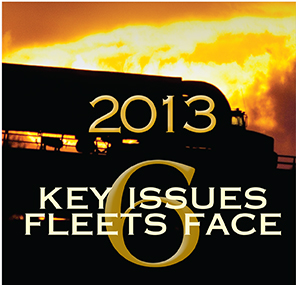 2013: 6 Key Issues Fleets Face