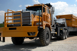 Western Star Debuts Extreme Duty Off-Road 'Transformer'