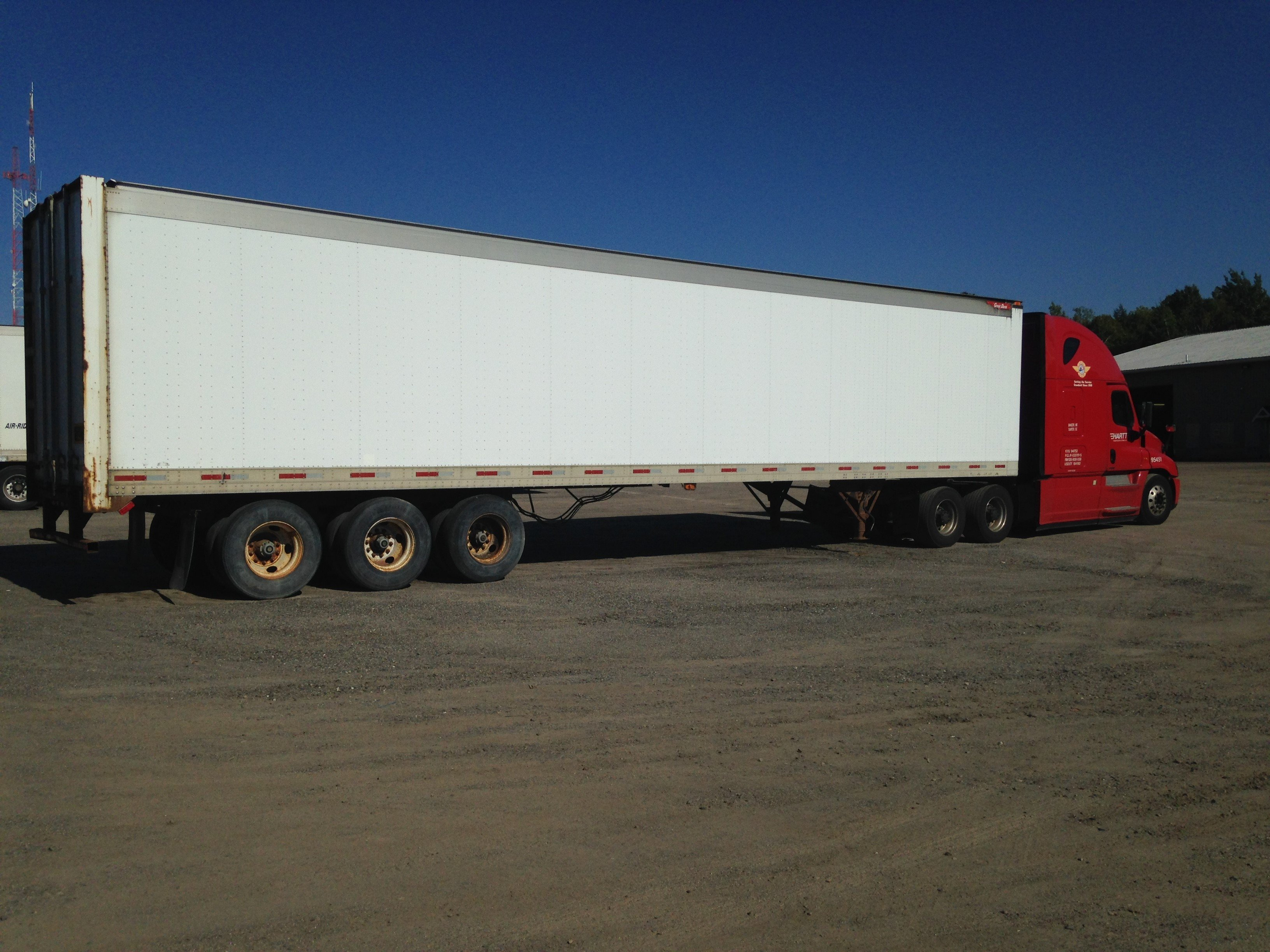 Private Fleets Back Higher Truck Weight Limit