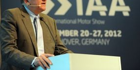 Renschler Takes Over VW Trucks, Creating Speculation on Acquisitions