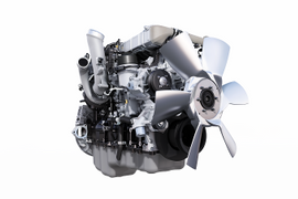 International Takes New A26 Engine on Tour
