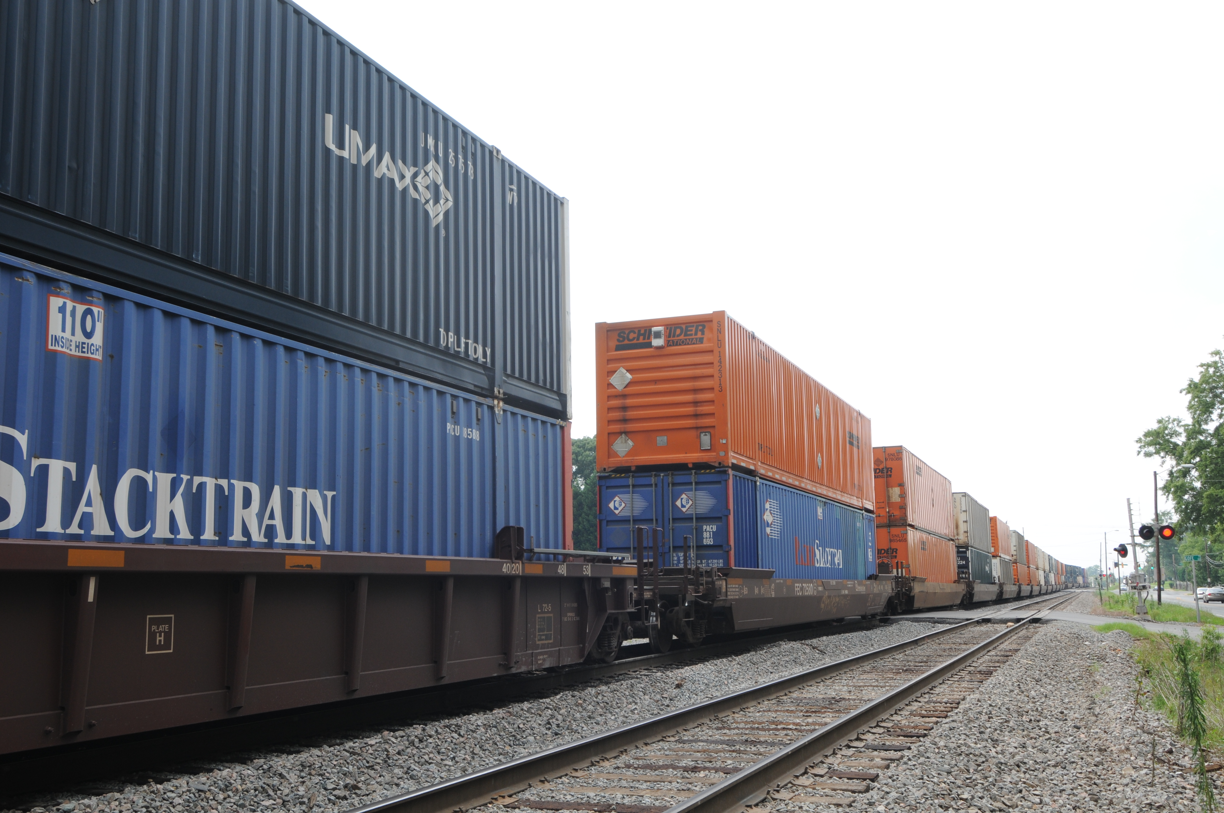 Intermodal Recovery Strengthens During Second Quarter