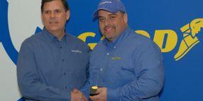 Trucker Who Saved Motorist After Crash Named Goodyear Highway Hero