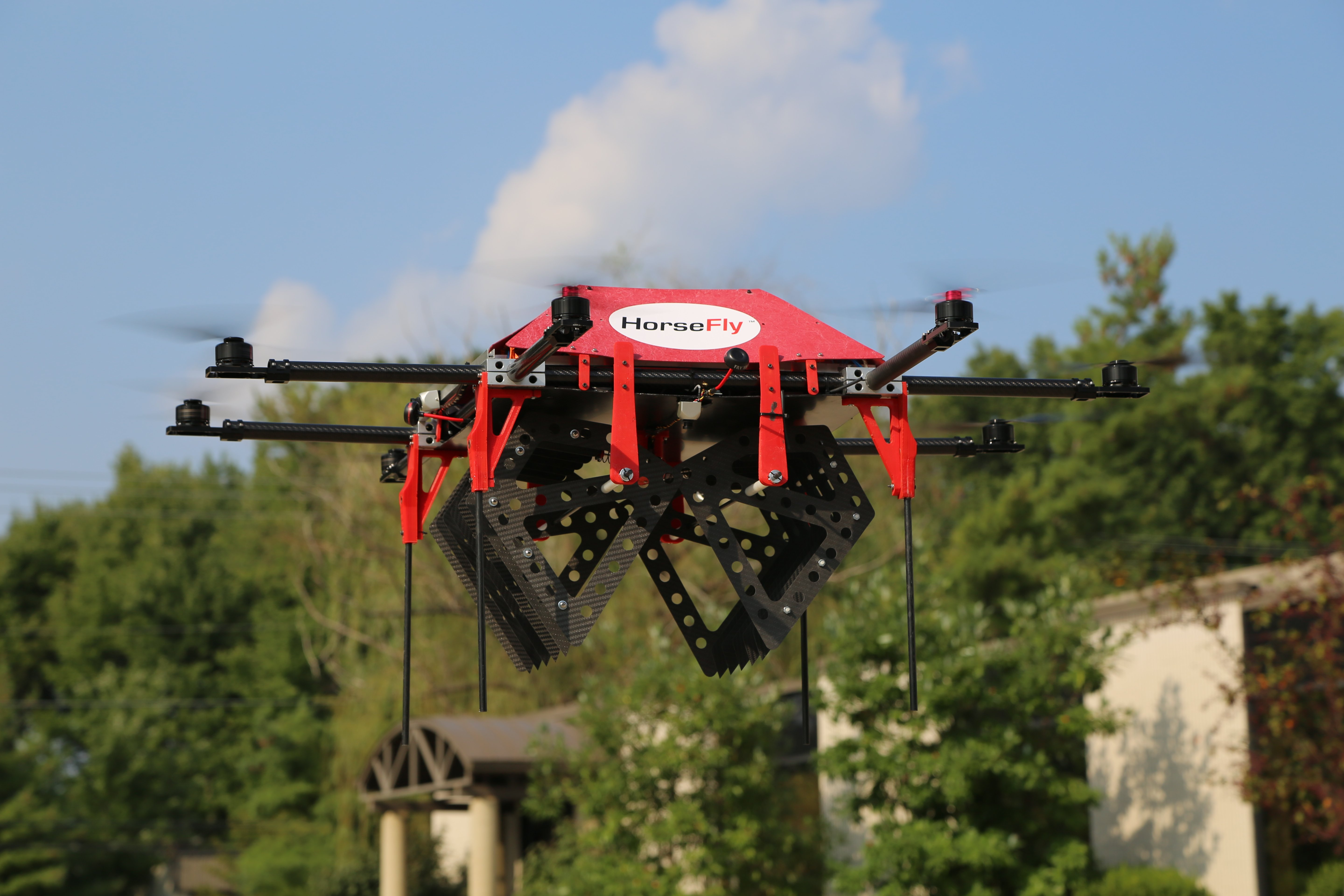 Electric Truck Maker Developing Drone Deployment System