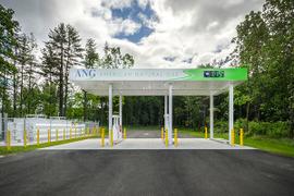 American Natural Gas Acquires Questar Fueling Company