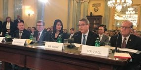Senate Panel Hears Pros and Cons of Autonomous Trucks