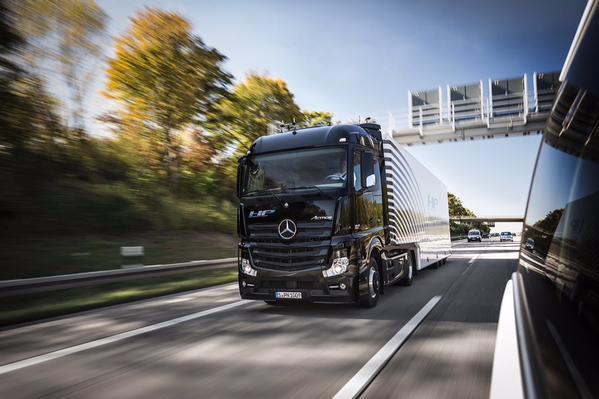 Daimler Takes the Next Step Toward Autonomous Trucks