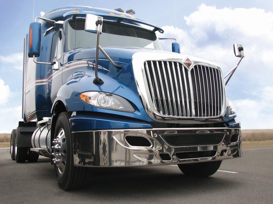Class 8 Truck Demand Still Slow for February