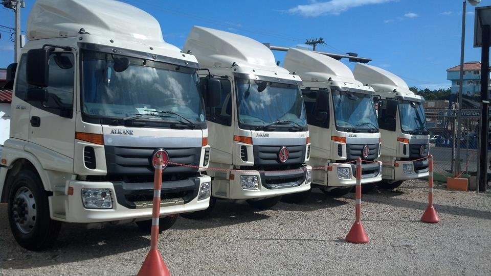 Alkane to Build Alternative Fuel Trucks at New Facility