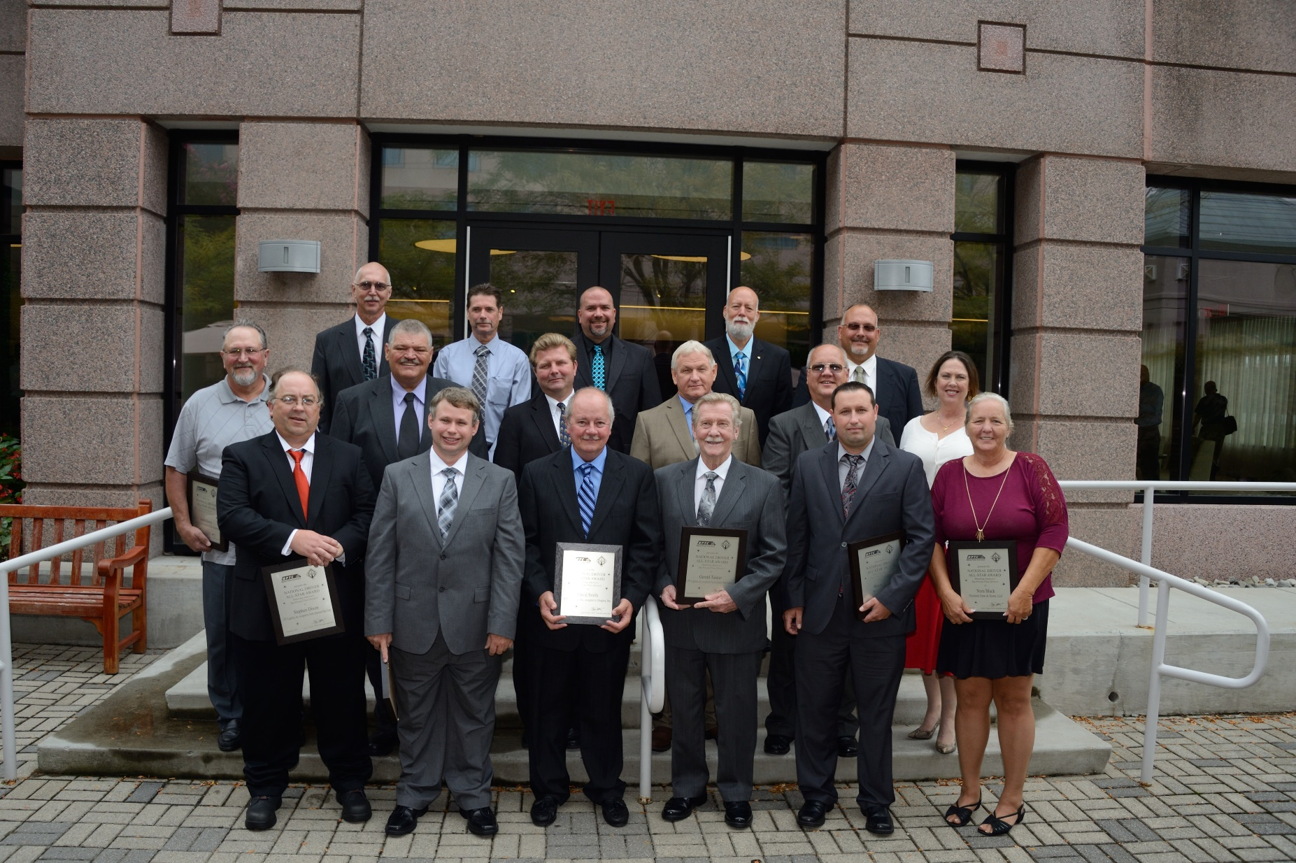 NPTC Recognizes National Driver All-Stars