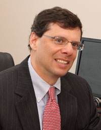 Rob Barron was promoted to executive vice president from senior vice president and general counsel for NFI.
