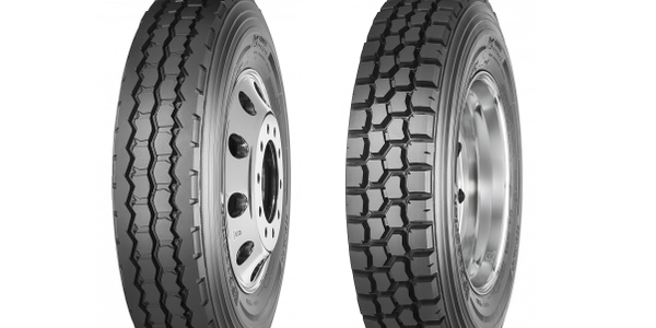 The BF Goodrich Cross Control S and Cross Control D are two all-terrain tires for use in...