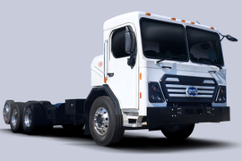 BYD Introduces Class 8 Battery-Electric Refuse Truck