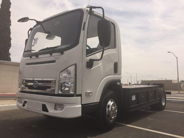 California Awards Fleets $9M for Zero-Emission Trucks