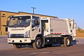 BYD, Wayne Engineering Unveil All-Electric Refuse Truck
