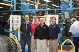 Black's Tire Opens New Retread Plant in North Carolina