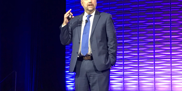 ATA Chief Economist Bob Costello tells attendees at the Omnitracs Outlook 2018 user conference...