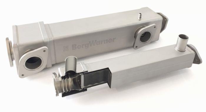 BorgWarner Offer Multi-Platform EGR Coolers