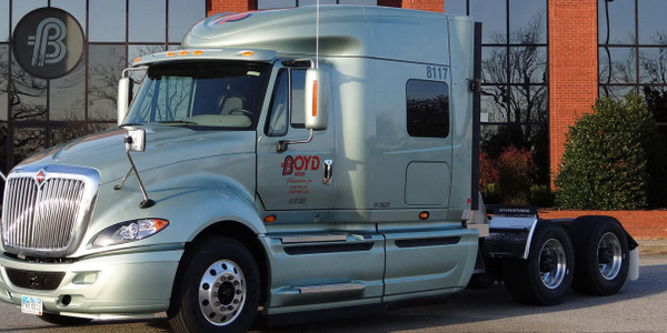 Boyd Bros. is offering drivers a new per-mile pay increase and a guaranteed weekly minimum pay....