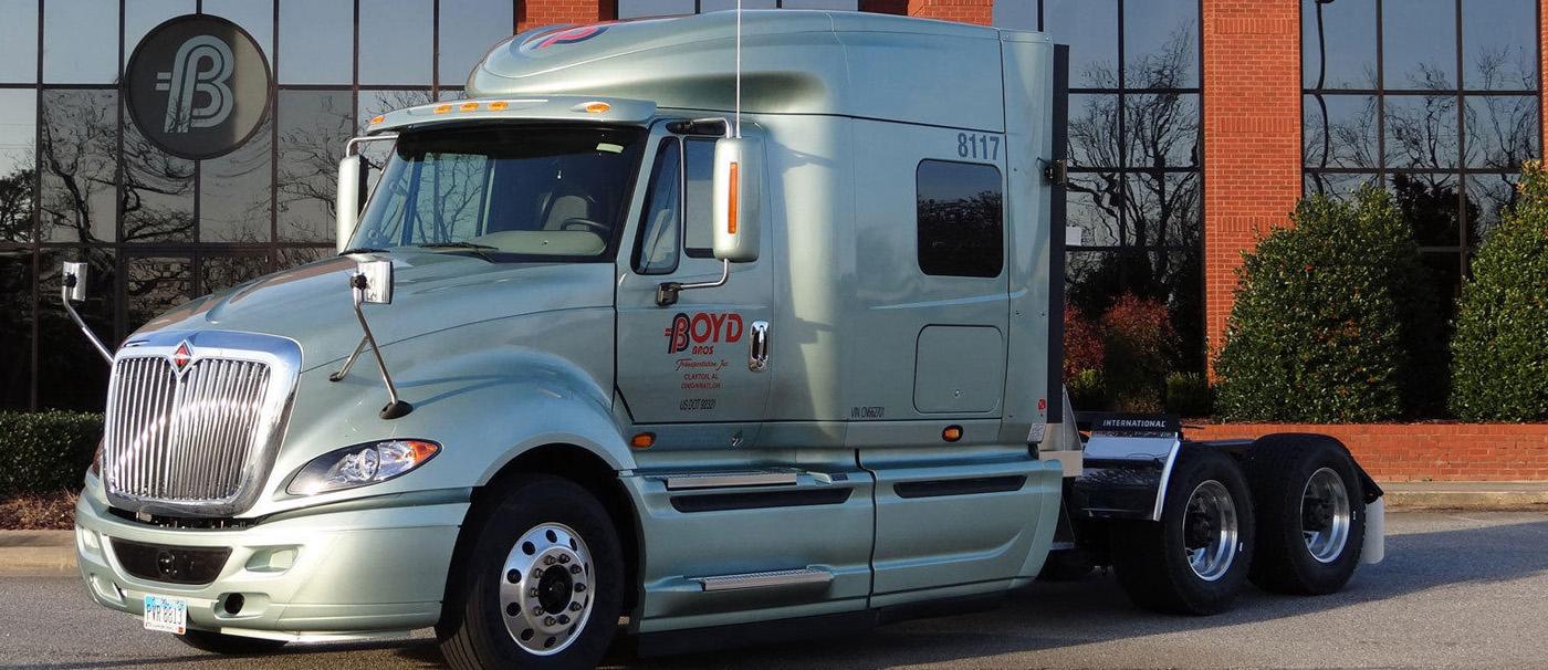 Boyd Bros Raises Driver Pay