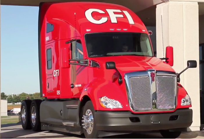 CFI Offers New Compensation Package for Experienced Drivers