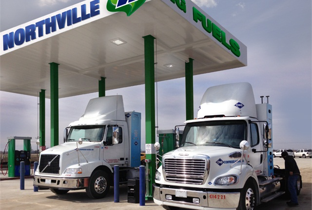 Study: Biggest Downside to Natural Gas Trucks is Upstream Methane