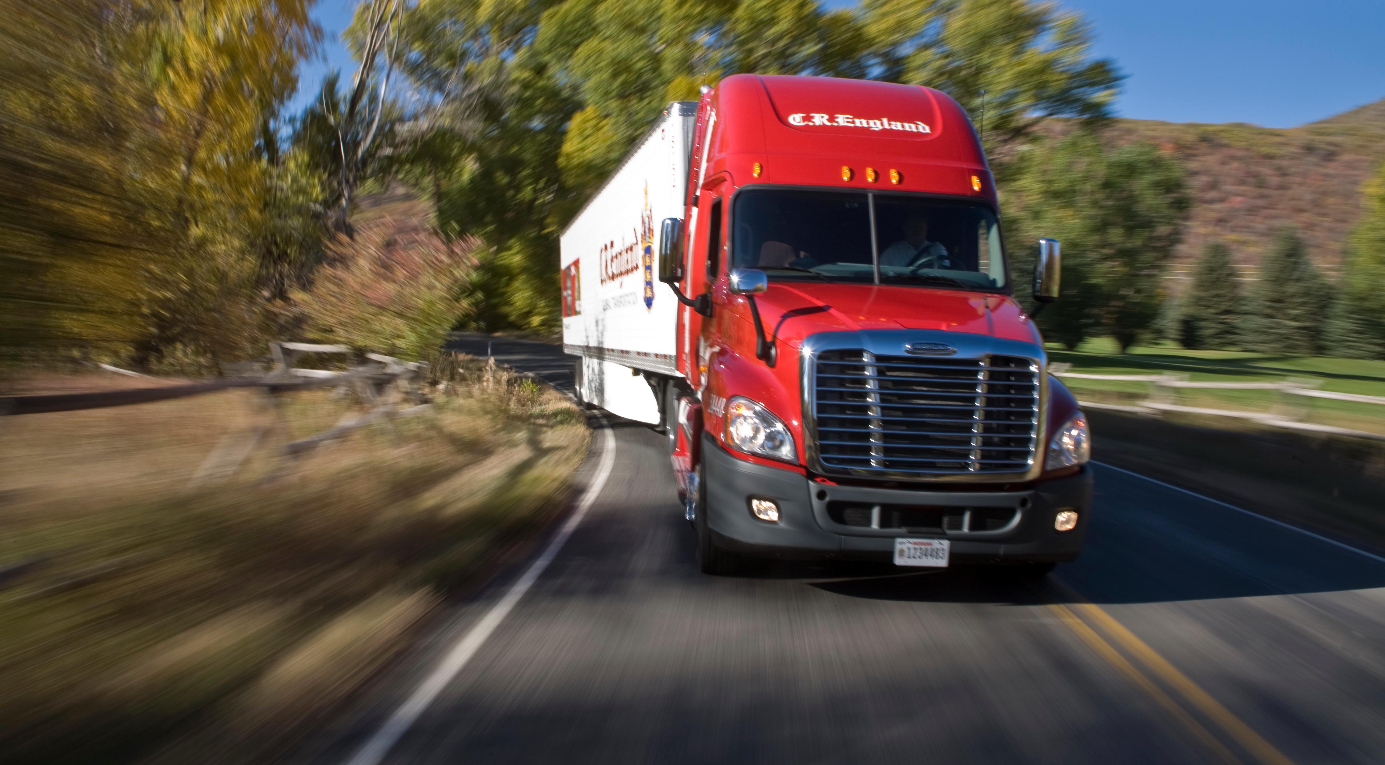 C.R. England Seeks Driver Training Exemption