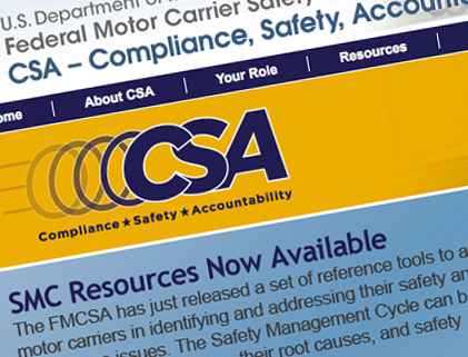 CSA Update: Crash Accountability Study Is Coming