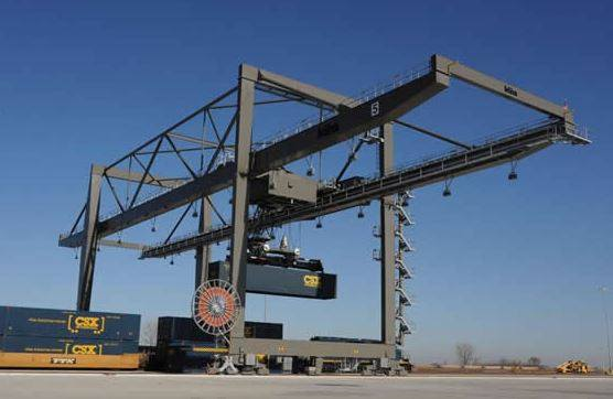 Intermodal Contributes to Record CSX Railroad Earnings, Revenue