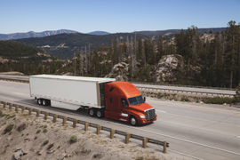 """Cascadia Evolution, M2 Models Leading Freightliner to """"Best Year Ever"""""""