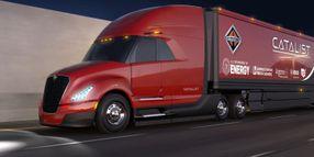 Navistar SuperTruck Beats DOE Efficiency Goals, Hits 13 MPG