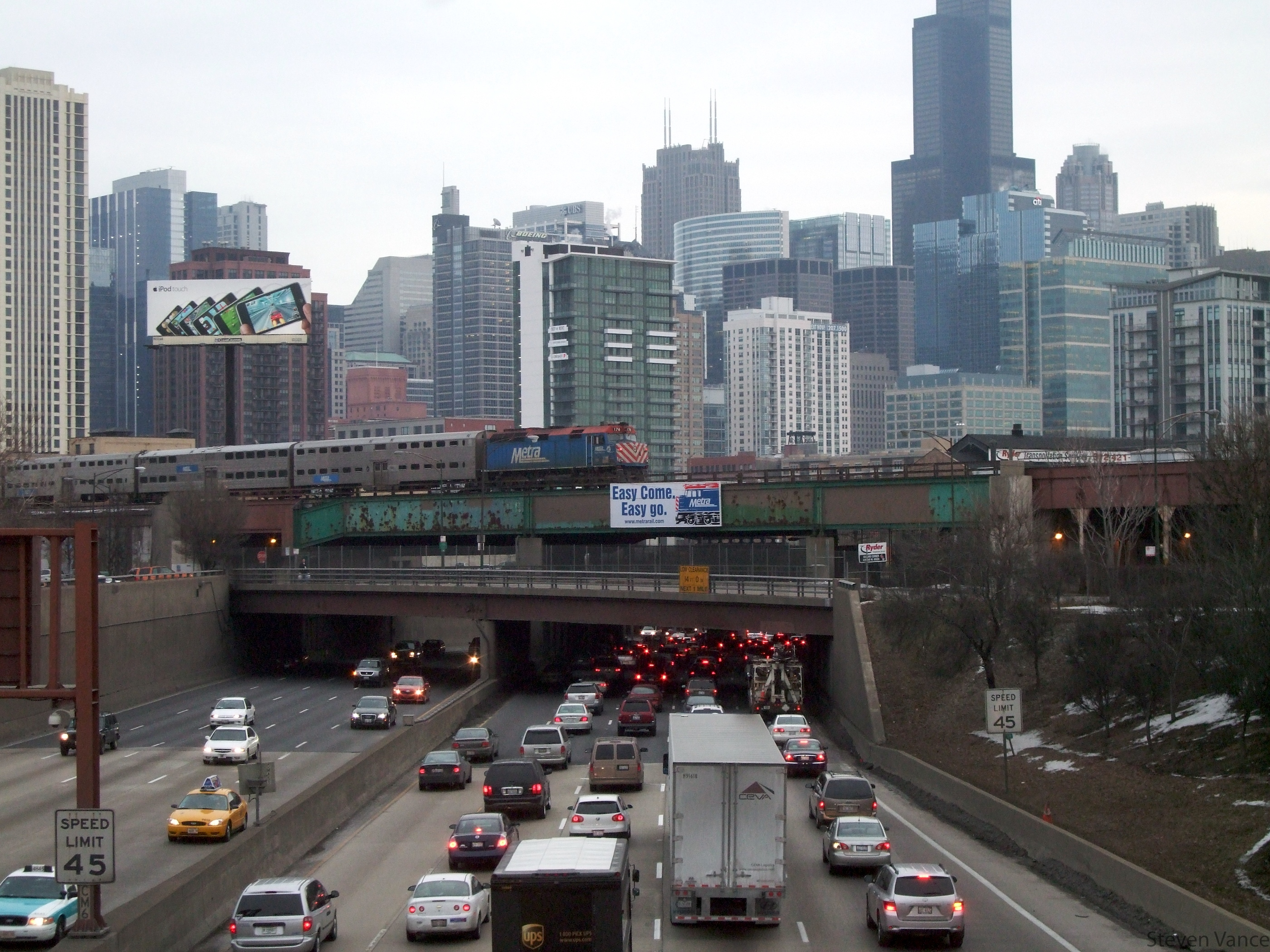 Traffic Congestion Increasing After Declining Two Straight Years