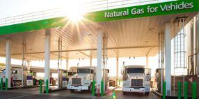 Bimbo Bakeries Adds Leased CNG Trucks
