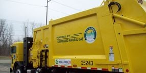 Columbus to Place 18 CNG Automated Side Loaders Into Service by End of 2013