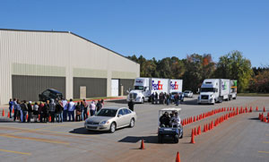 FedEx Freight Hosts Safe Driving Event