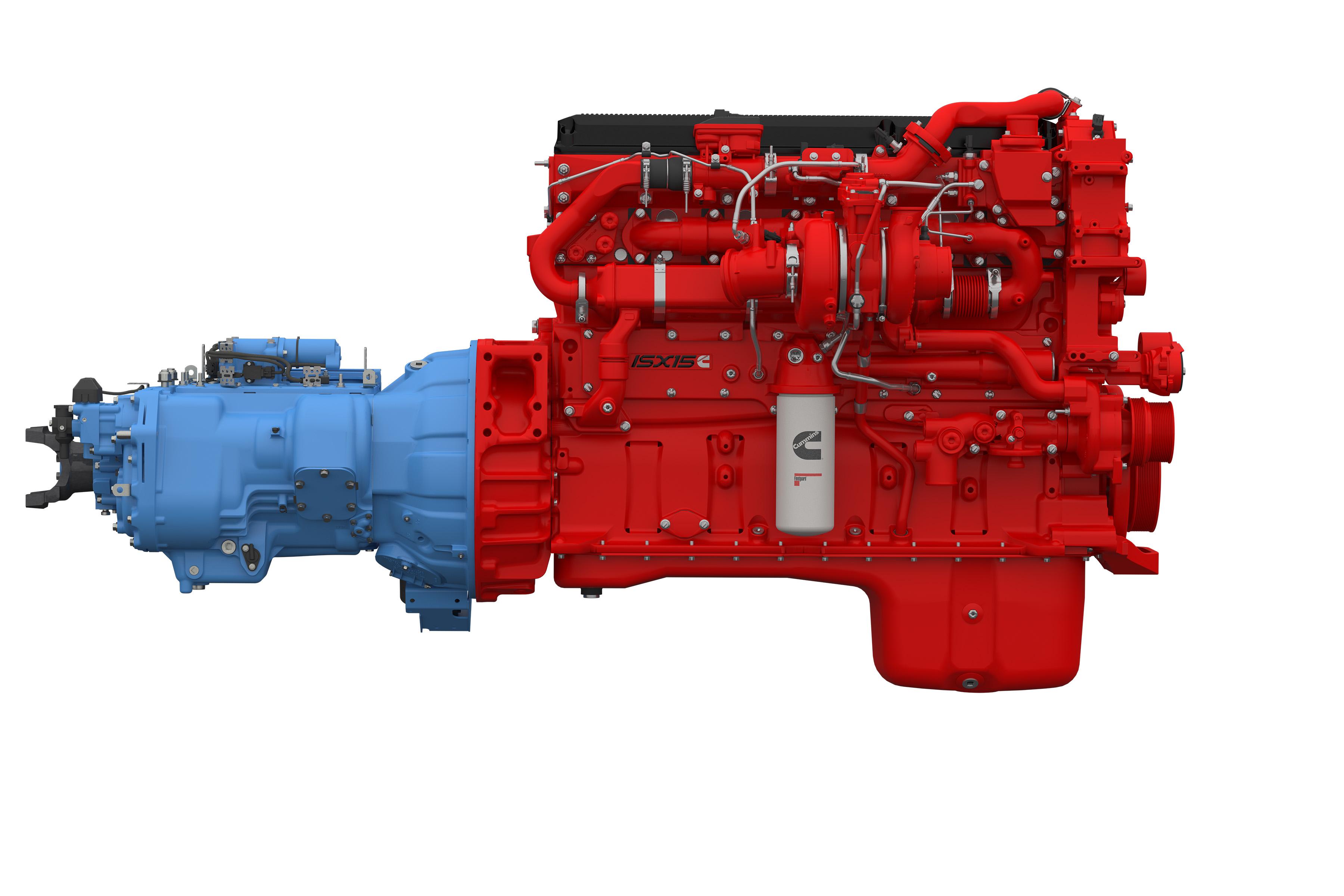 Cummins Showcases 2013 Engines, New Features