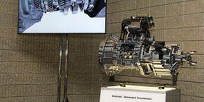 Eaton Cummins Unveils Endurant Automated Transmission